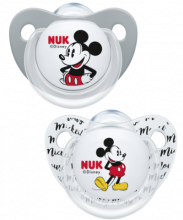 NUK Trendline Disney Mickey Soother