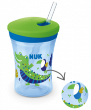 NUK Action Cup 230ml with chameleon effect