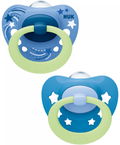 NUK Signature Night Soother